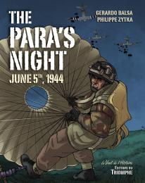 The para's night - June 5th 1944