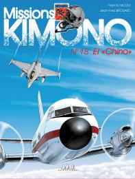 missions kimono tome 18 el chino bande dessinée aéronautique navale aviation