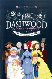 de si charmants bambins miss dashwood nurse certifée tome 1 barussaud mary poppins